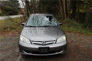 2004 Honda Civic SE Comox / Courtenay / Cumberland Comox Valley Area image 2