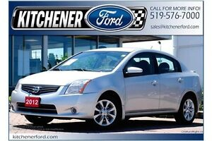 2012 Nissan Sentra 2.0 2.0L/AUTO/AC/PWR GROUP/ALLOYS
