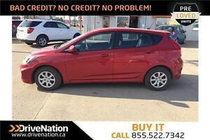 2014 Hyundai Accent GL Hatchback, Fuel Efficient!