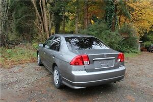 2004 Honda Civic SE Comox / Courtenay / Cumberland Comox Valley Area image 5