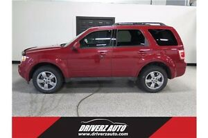2011 Ford Escape Limited SUNROOF, LEATHER, HEATED SEATS