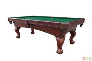 Slate Pool Table $1000 or best offer