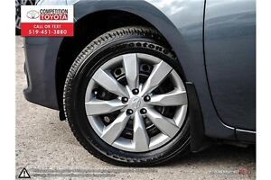 2014 Toyota Corolla S One Owner, No Accidents, Toyota Serviced London Ontario image 6