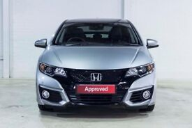 Honda CIVIC I-DTEC SR (grey) 2017
