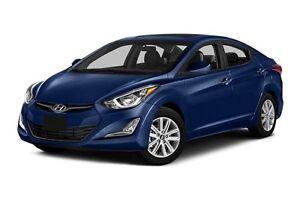 2014 Hyundai Elantra GL MANUAL TRANSMISSION & CERTIFIED ACCID...