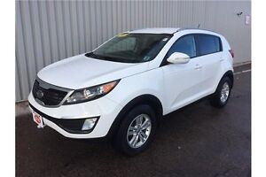 2011 Kia Sportage LX LOW KMs ON THIS SOLID SUV WITH GREAT REL...