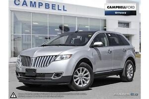 2015 Lincoln MKX Base LEATHER-POWER ROOF--LOADED-AWD