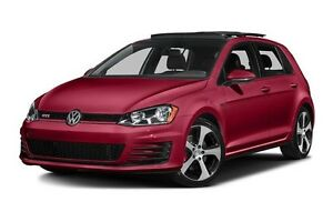 2015 Volkswagen Golf GTI 5-Door Autobahn ACCIDENT FREE, BC VE...