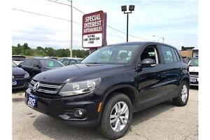 2012 Volkswagen Tiguan 2.0 TSI Trendline 2.0 TSI !!! CAR-PROO... Kitchener / Waterloo Kitchener Area image 1