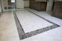 Tile installation experts               226.975.4405
