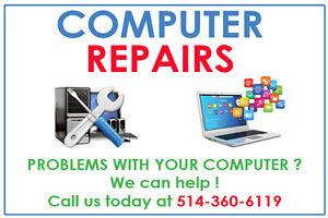 PC Repair, Laptop Repair, Desktop Repair - IT Support & Service