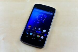 Nexus 4 Android Google Phone - any carrier