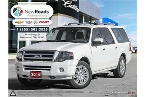 2014 Ford Expedition Max Limited LIMITED | NAV, SNRF, R-AIR