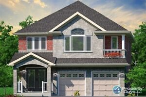 "Orillia: Bradley Homes is Proud to Present ""The Huronia"""