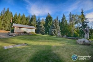 Charming Acreage with Home in Mara, BC!