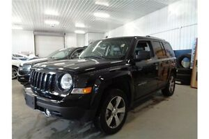 2016 Jeep Patriot Sport/North HIGH ALTITUDE 2.4L AUTO 4WD