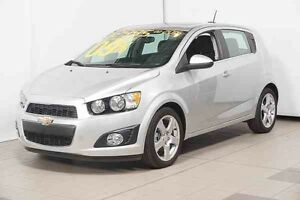 2015 CHEVROLET SONIC LT TAUX 0.9%*TOIT+MAG 17''
