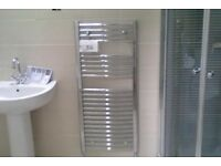 multi trade joiner builder plasterers plumbing central heating PVC doors