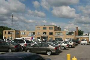 Bright Office Space In Tim's Plz For Lease - East York