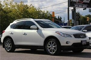 2012 Infiniti EX35 AWD ONLY 63K! **BACK-UP CAM** CLEAN CARPROOF
