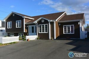 5 yr old, 5 bed home that shows like new.  Close to T'Railway