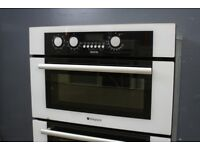 Integrated Double Oven Hotpoint+ 12 Months Warranty Delivery&Install available