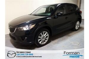 2014 Mazda CX-5 GT - Htd Leather | Bluetooth | Navi