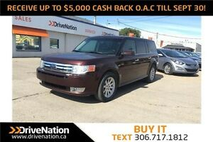 2010 Ford Flex SEL AWD! 7 Seater! LOADED!