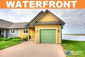 Pictou - Waterfront condo, approx 2500 sf, 2 bed/2 bath