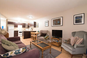 TOTALLY RENOVATED 1 BEDROOM APARTMENT IN THE HEARD OF COQUITLAM