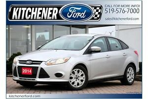 2014 Ford Focus SE SE/HEATED SEATS/HEATED, PWR MIRRORS/SIRIUS...