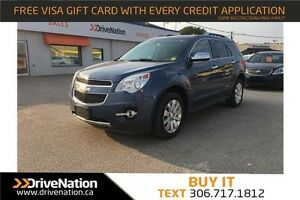 2011 Chevrolet Equinox 2LT Loaded, AWD, Leather!