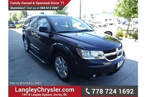 2010 Dodge Journey R/T w/Leather Int, Heated Seats & Sunroof