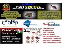 Guaranteed Pest Control Bed Bugs,Flea,Cockroaches,Mice in Bow,Shoreditch,Canary Wharf,Canning Town