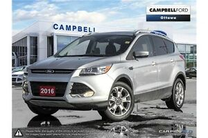 2016 Ford Escape Titanium AWD--NAV--ONLY 1 AT THIS PRICE
