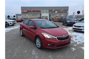 2014 Kia Forte 1.8L LX+ PST PAID, CERTIFIED, AND HEATED LEATH...