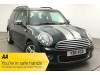 2011 MINI Mini ONE D CLUBMAN - £20 TAX PER YEAR GREAT LITTLE CAR WITH LOTS