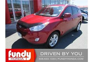 2011 Hyundai Tucson AWD - ALLOY WHEELS - ONE OWNER!