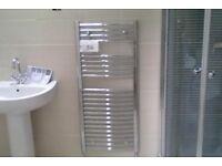 multi trade plumbing central heating PVC doors joiner builder plasterers