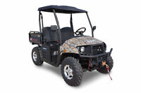New Nordik Tornado 400 CC UTV Side by Side 4WD