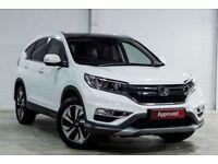 Honda CR-V I-VTEC EX (white) 2017