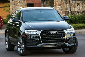 2017 Audi Q3 LEASE TAKE OVER