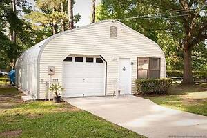 Steel Garage Kit For Sale/Trade- Great storage or workshop