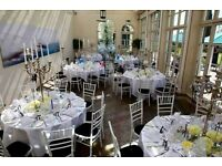 Chiavari Chair Rent Chivari Banquet Chair Hire wedding Table Centrepiece Hire £5 Reception Table Dec