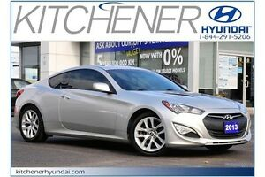 2013 Hyundai Genesis Coupe 2.0T PREM // AUTO // LEATHER // NAVI