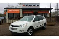 2011 Chevrolet Traverse 1LS TREAT THE FAMILY TO THIS 8 PASS, AWD