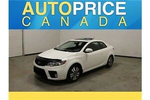 2013 Kia Forte Koup 2.0L EX 2.0L|EX|MOONROOF|HEATED SEATS