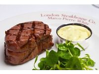 Office Based Restaurant Reservationist - £22,000 - London Steakhouse Company