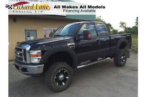 2008 Ford F-350 XLT NEEDS MAJOR ENGINE REPAIRS