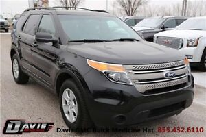 2013 Ford Explorer XLT AWD Cruise control! Bluetooth!